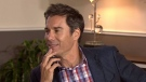 One-on-one with Eric McCormack