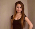 Amanda Todd is shown in an undated handout photo.
