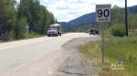 B.C. to revert to old speed limits on 2 highways