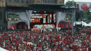 Happy Canada Day: Metro Van celebrates