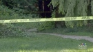 Body with gunshot wound found in Surrey