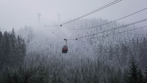 Grouse Mountain up for sale