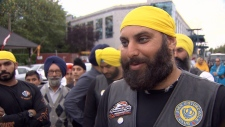 B.C.'s Sikh Motorcycle Club