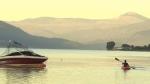 U.S. man attempts Okanagan Lake swim