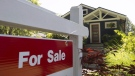 A sale sign is pictured outside a home in Vancouver, B.C., Tuesday, June, 28, 2016. (THE CANADIAN PRESS/Jonathan Hayward)
