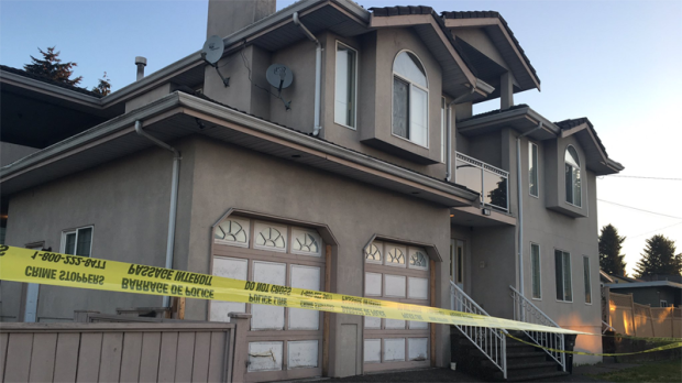 One person is recovering in hospital following a shooting in Burnaby. (CTV)