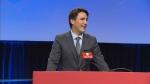 Trudeau addresses Unifor convention in Ottawa