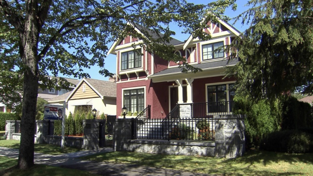 Metro Vancouver's August home sales have dipped as much as 84 per cent in some areas.
