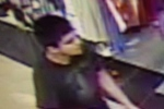 This video image shows a suspect wanted by the authorities regarding a shooting at the Cascade Mall in Burlington, Wash., Friday, Sept. 23, 2016. (Skagit County Department of Emergency Management via AP)