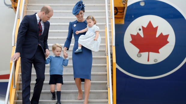 Will and Kate charm offensive hits Vancouver