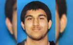 This undated Department of Licensing photo posted Saturday, Sept. 24, 2016, by the Washington State Patrol on its Twitter page shows Arcan Cetin, 20, of Oak Harbor, Wash.