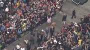 Duke and Duchess arrive in downtown Vancouver