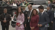 Royal couple gets warm welcome in Vancouver
