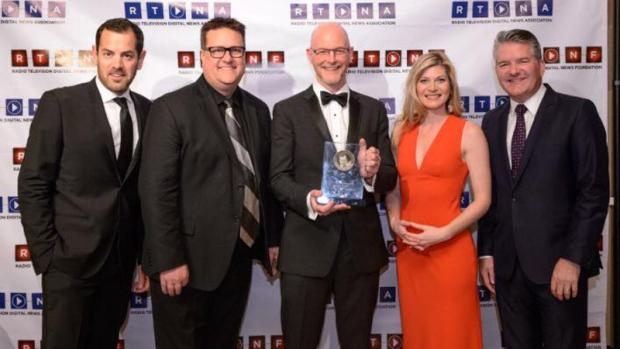 CTV Vancouver named world's best TV news station | CTV ...