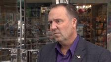 Education Minister Mike Bernier