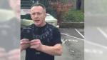 CTV Vancouver: Man goes on racist tirade