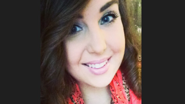 Chelsea Lynn Mist James, 23, of Langley died after falling out of an open door on a party bus. (Handout)