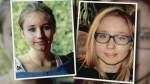 Mekayla Bali, 17, is seen in these photos. She's been missing from her hometown of Yorkton, Sask. since April 2016.