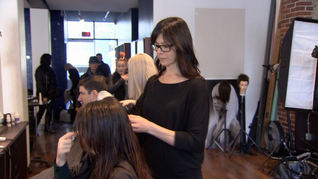 A charity cut-a-thon was held Sunday to raise money for the six children, who are now in the care of relatives. (CTV News). Dec. 4, 2016.