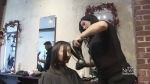 Hairstylists launch effort to help family