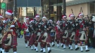 300,000 attend Vancouver's Santa Parade