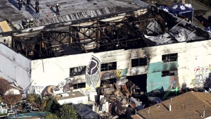 CTV National News: Agony ripples from Oakland fire