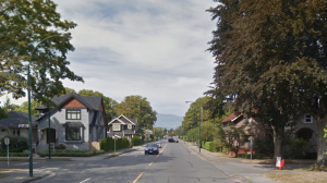 The intersection of 13th Avenue and MacDonald Street is seen in this undated Google Maps photo.