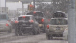 British Columbia's winter storm continues to hit the Fraser Valley hard with up to 30 centimetres of snow expected this weekend. (CTV News). Dec. 10, 2016.