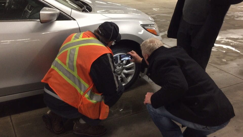 Don't get stuck with the wrong tires especially if you rent | CTV Vancouver News