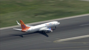 sunwing airline