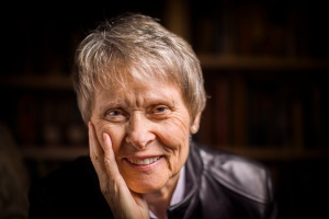 Canadian astronaut Roberta Bondar poses a picture in Toronto, Tuesday November 29, 2016. (THE CANADIAN PRESS/Mark Blinch)