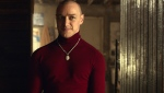 "This image released by Universal Pictures shows James McAvoy in a scene from, ""Split."" (Universal Pictures via AP)"
