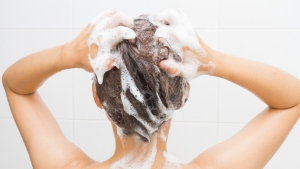 A number of women have started shampooing their hair less often for a variety of reasons.