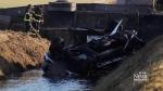 Driver dead in Abbotsford truck crash