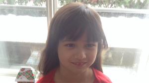Police say nine-year-old Makayla Estrada-Weber was abducted from New Westminster, B.C. over the weekend. (Handout)