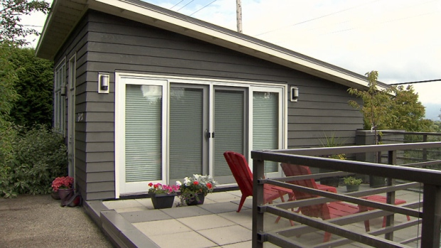 Changes to rules for laneway homes