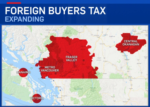 How Much Is Tax In Bc >> How The B C Budget Tackles The Province S Housing Crisis