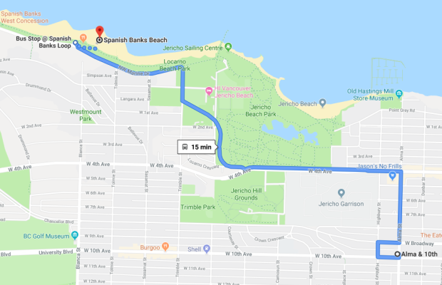 Express bus proposed to connect East Vancouver to West Side