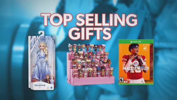 Top selling gifts