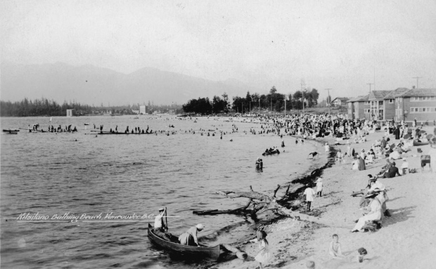 Vancouver in the 1920s