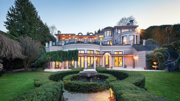 Vancouver real estate: Most expensive homes