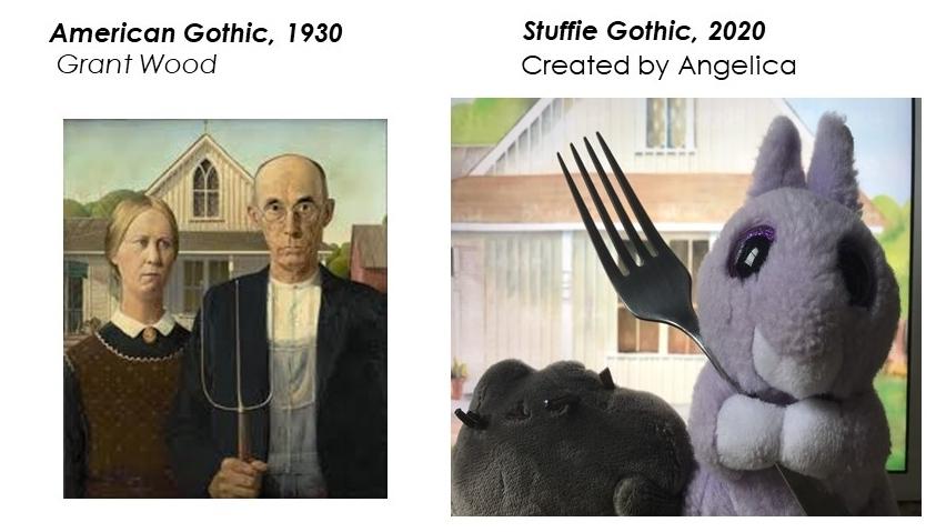 Stuffie Gothic