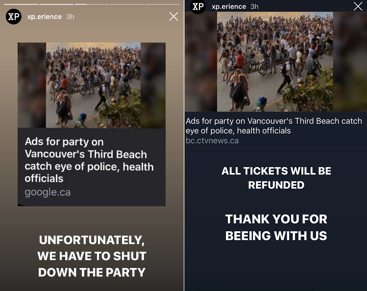 Instagram posts about party