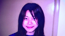 Amanda Zhao is seen in this undated file image.
