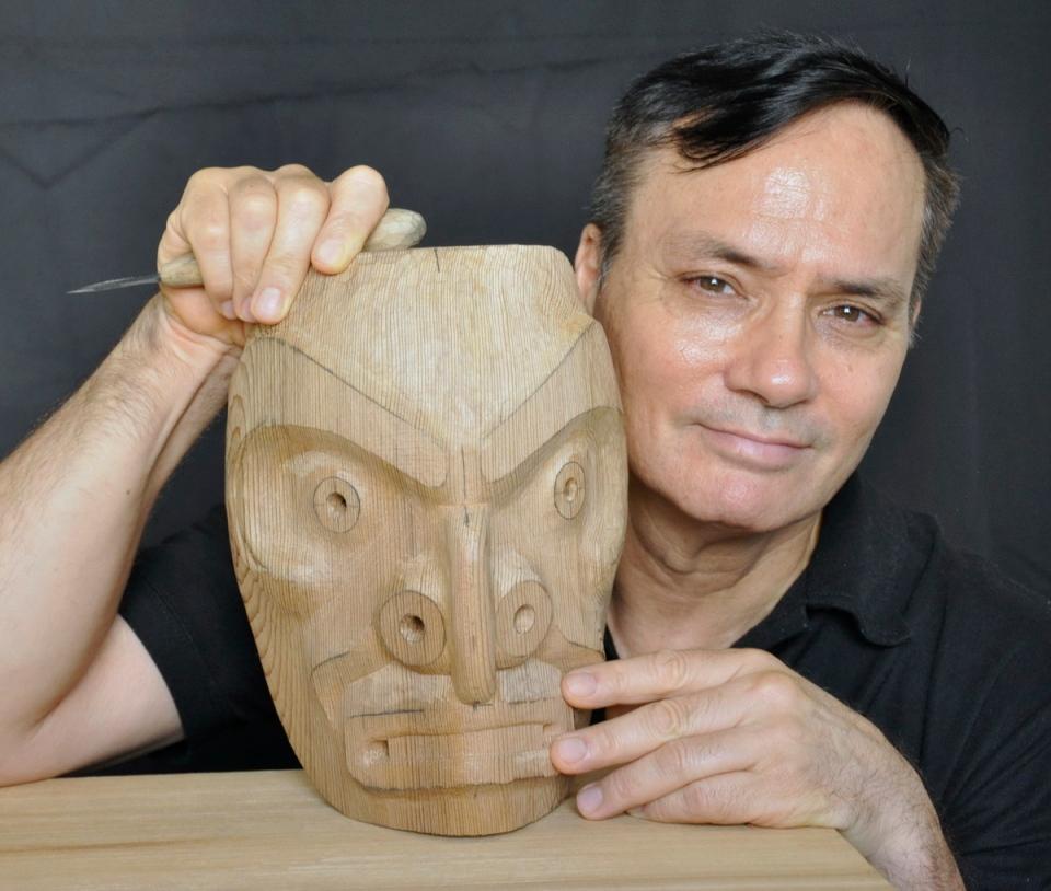 COVID mask/David Neel.JPG