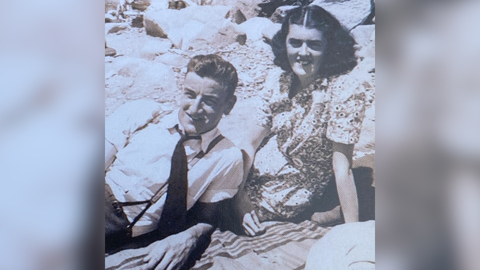 Bob and Joan Proctor