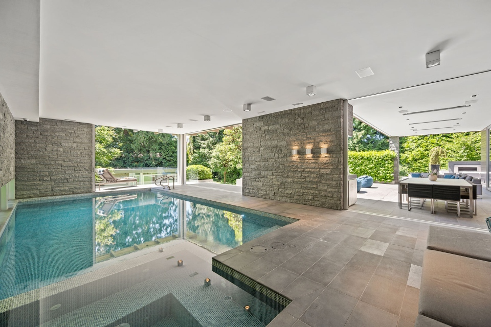 Luxury property in Vancouver