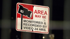 The City of Vancouver will install about 100 closed-circuit cameras in high-traffic pedestrian areas to coincide with the Olympic Games. Dec. 7, 2009.