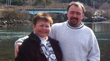 Gerald Foisey and Shirley Rosette of 100 Mile House, B.C., died in the sinking of a B.C. Ferry, despite early reports that all aboard were safely rescued. (CP PHOTO/HO)