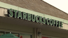 Some Starbucks cards automatically charge the users' credit card, and must be disposed of carefully. May 31, 2010. (CTV)